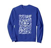 The Green Man Shirts Sweatshirt Royal Blue
