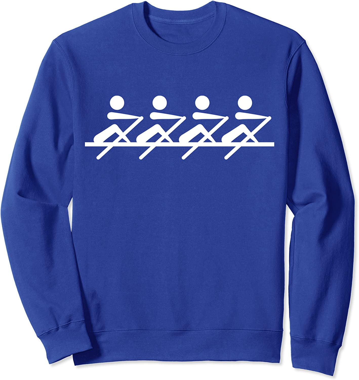 Four rowing Sweatshirt-TH