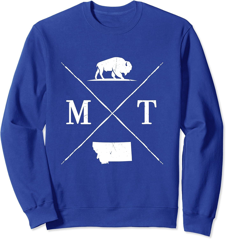 Montana Vintage Sweatshirt-TH