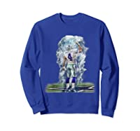 Cow Nation Of Legends Gift For T Shirt T Shirt Sweatshirt Royal Blue