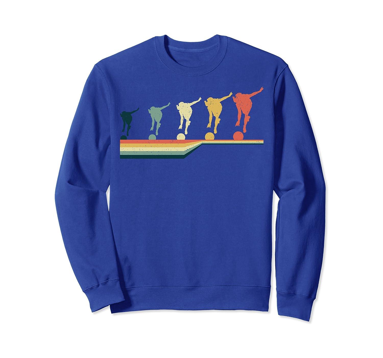Lawn Bowling Shirt, Vintage Retro Lawn Bowling Sweatshirt
