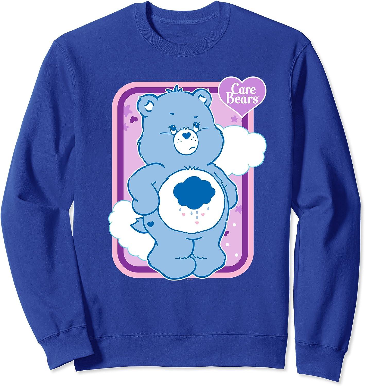 Unisex Sweatshirt And Child Grumpy Bear Care Bears Teddy Bears Of Heart Vintage