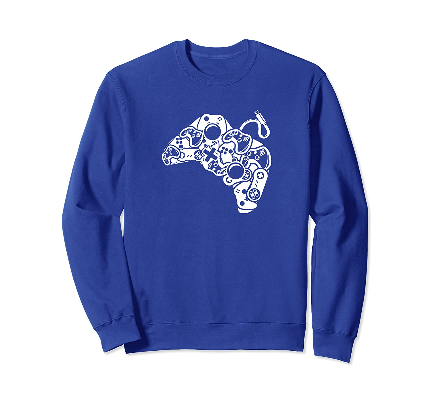 Video Gamer Controller for Player Console E-Sport Tee Pulli Sweatshirt-TH