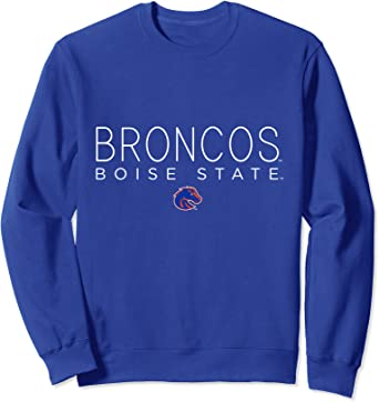 OuterStuff NCAA Youth Boys Boise State Bronocos Pullover Hoodie