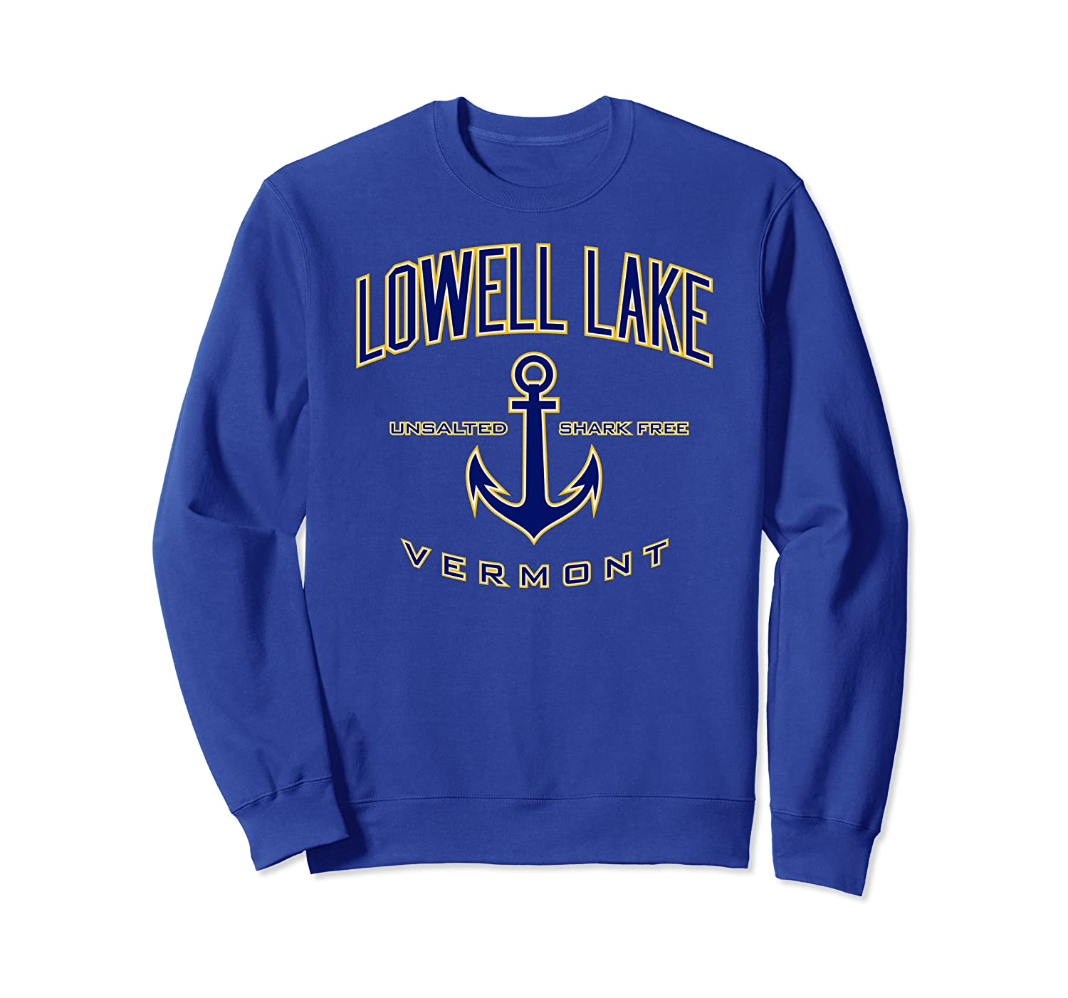 Lowell Lake VT Sweatshirt