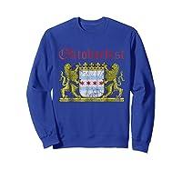 Oktoberfest Chicago Bavaria Germany T-shirt Sweatshirt Royal Blue