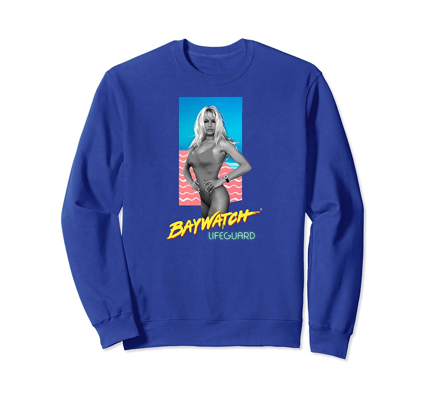 Baywatch: Lifeguard C.J Parker Sweatshirt