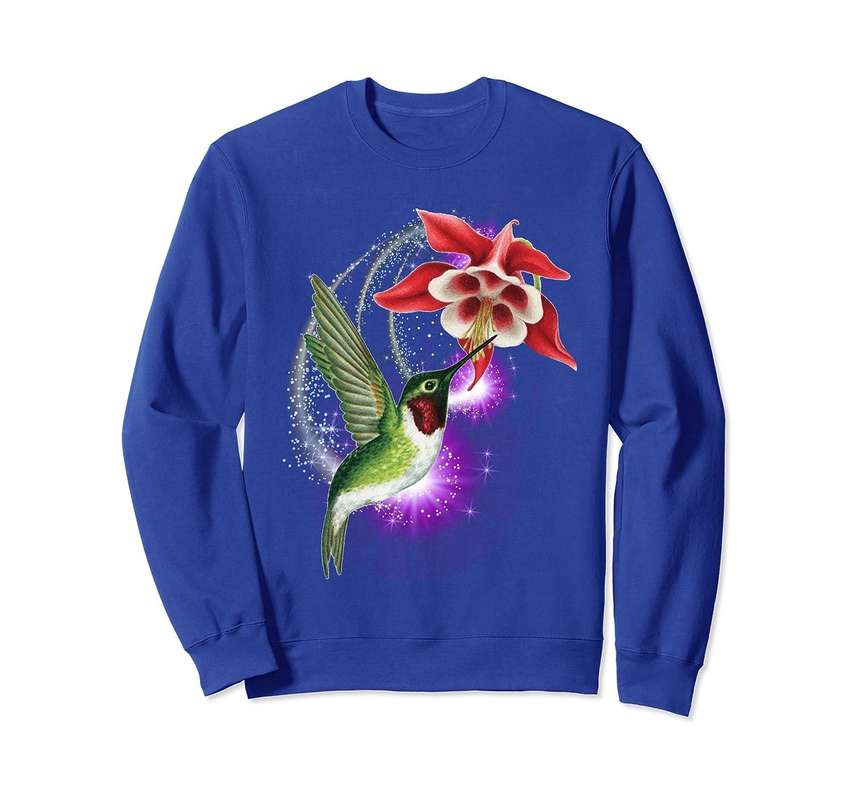 Xmas Hummingbird Shirt Funny Christmas Gift Idea 2019 Sweatshirt-TH