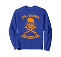 Time Bandit Dutch Harbor Shirts Sweatshirt Royal Blue