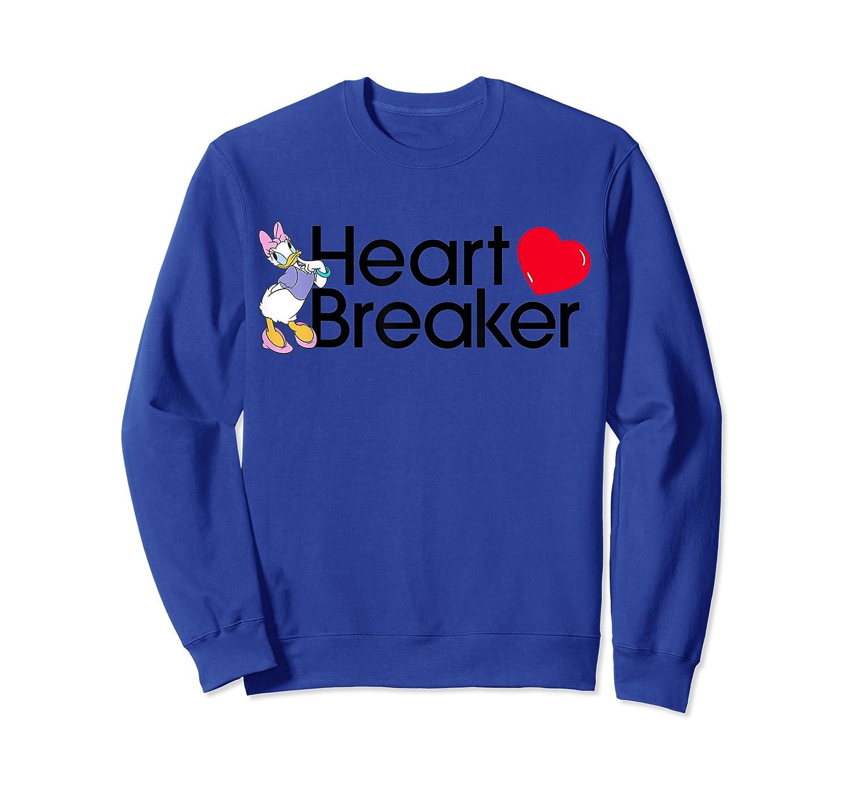 Disney Daisy Valentine Heartbreaker T Shirt Crewneck Sweater
