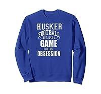 Nebraska Cornhuskers Husker Football Apparel Shirts Sweatshirt Royal Blue