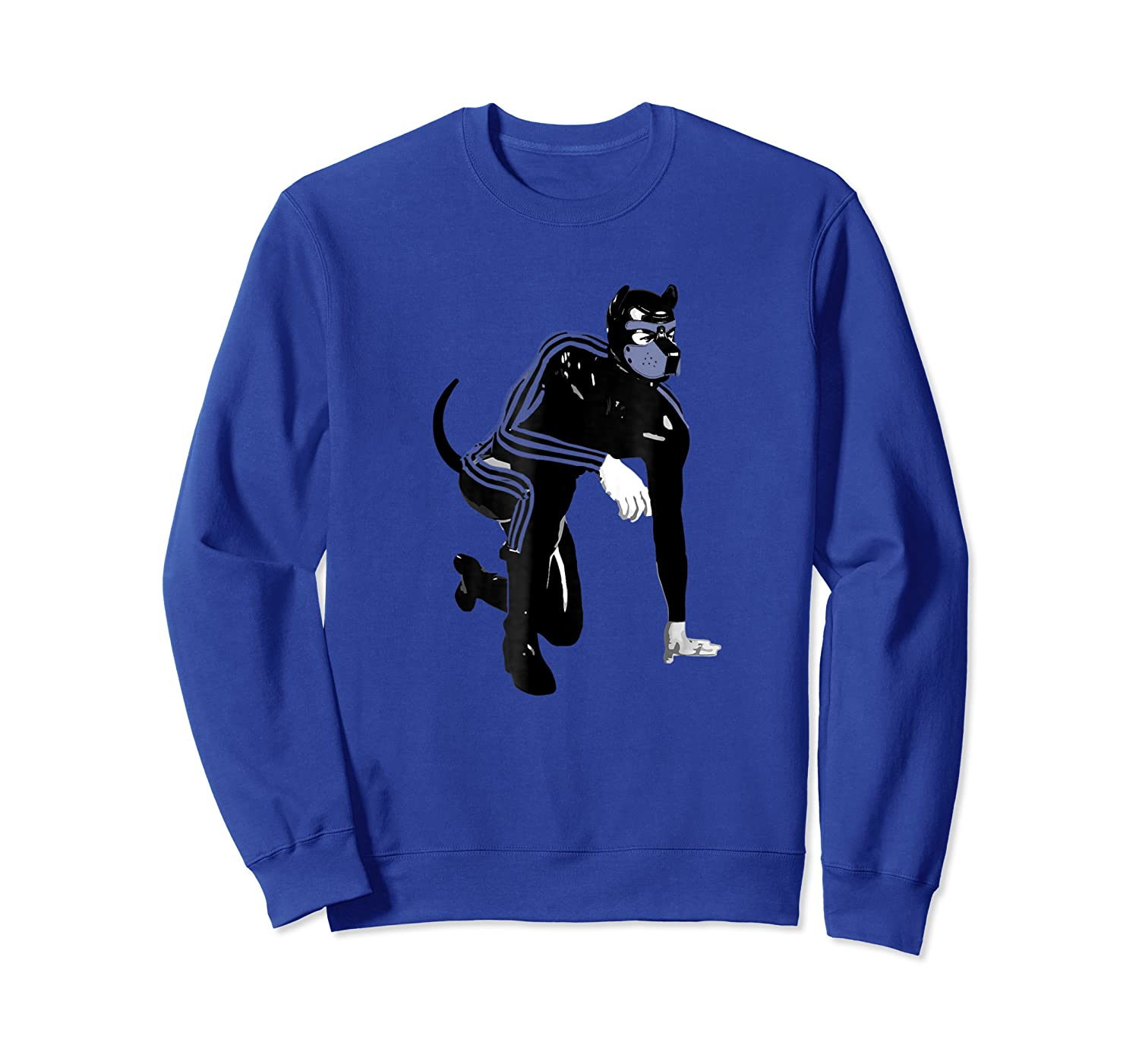 Rubber Puppy Popular Gay Pride Month Shirts Crewneck Sweater