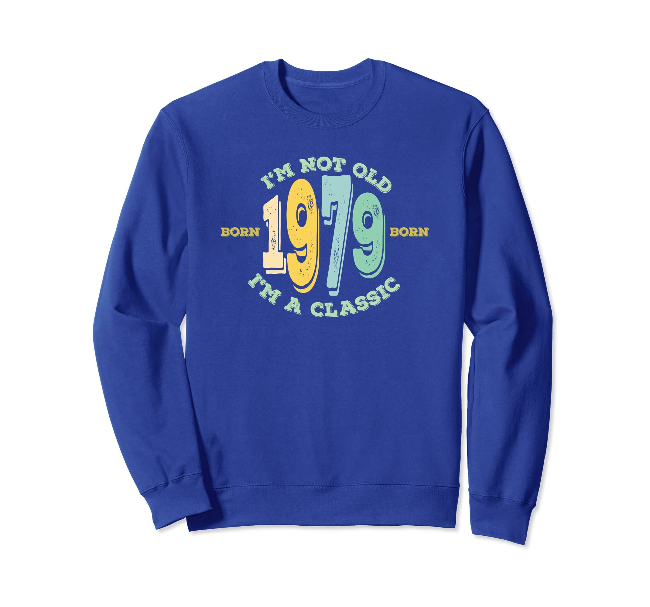 1979 Born 39th Birthday Shirt   I'm Not Old I'm A Classic-ln