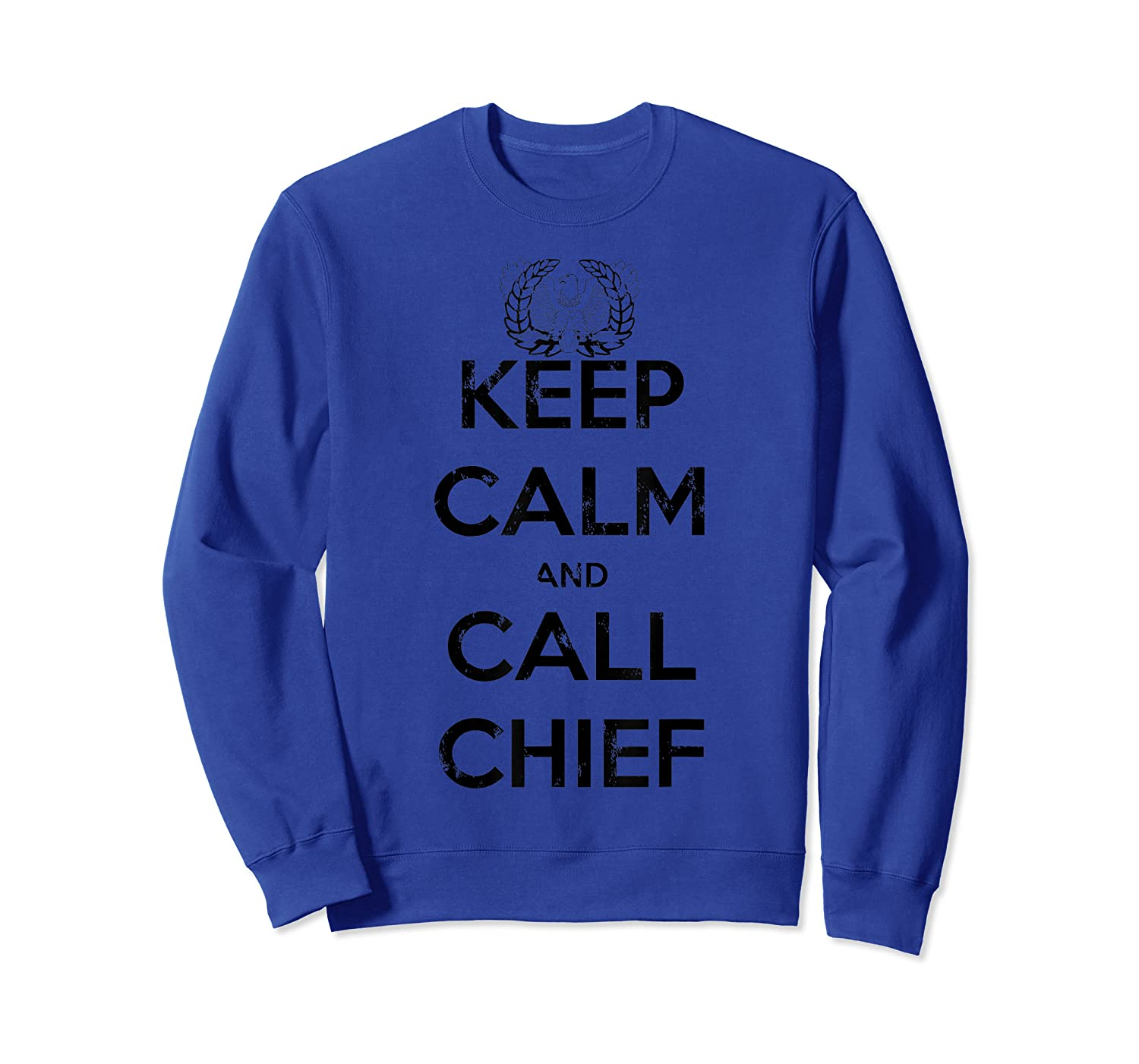 And Call Chief Warrant Officer Corps Eagle Rising Shirts Crewneck Sweater
