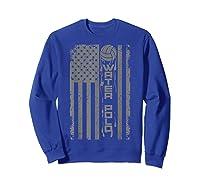 Water Polo Shirt | Cute Team Aquatic Sport Tee Usa Gift Sweatshirt Royal Blue