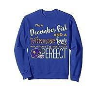 Funny Viking With A Giant Football Skol To Minnesota Shirts Sweatshirt Royal Blue