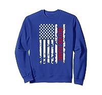 Notre Dame City Tshirt Sweatshirt Royal Blue