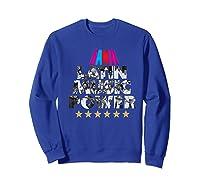 Fania All Star Latin Power Shirts Sweatshirt Royal Blue