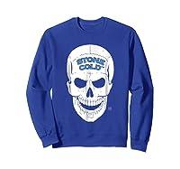 Stone Cold Steve Austin Shirts Sweatshirt Royal Blue