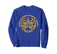 Jugoslovenska Nardona Armija Yugoslav People S Army Shirt Sweatshirt Royal Blue