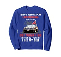 Smokeys And The Bandits Shirt Funny Sweatshirt Royal Blue