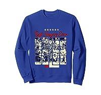 Fania All Star Best Singers Ever Salsa Power Tank Top Shirts Sweatshirt Royal Blue