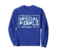 Hebrew Israelite Clothing We Are A Special People Israel Shirts Sweatshirt Royal Blue