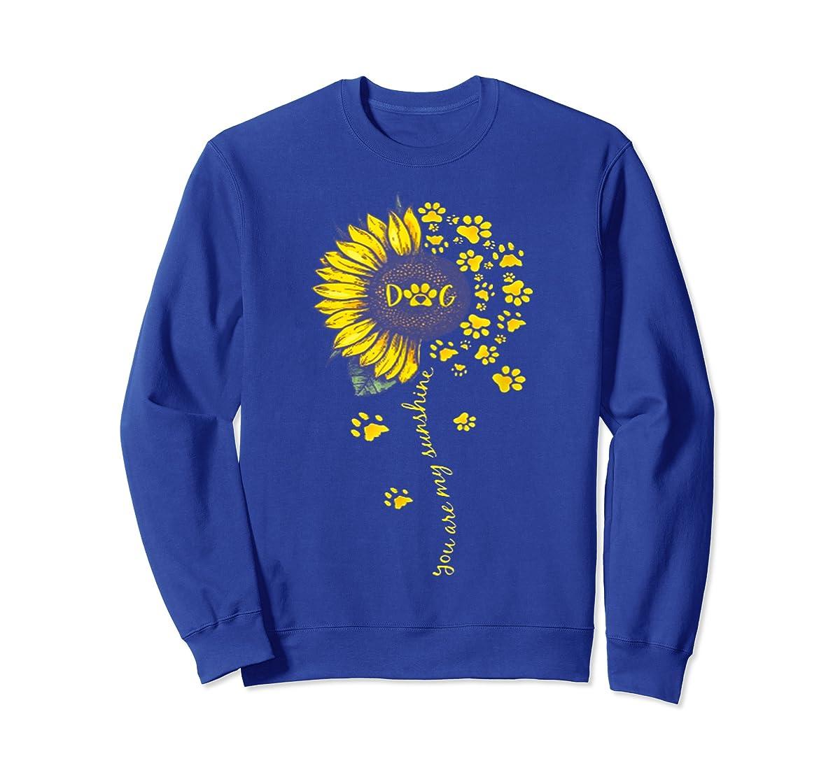 You Are My Sunshine Dog Tshirt-Sweatshirt-Royal