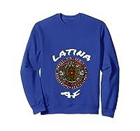 Latina Af For Proud Shirts Sweatshirt Royal Blue
