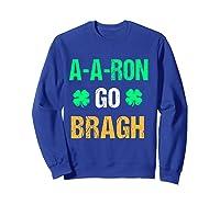 Funny Saint Patrick S Day Novelty Shirt St Patty S Tee Sweatshirt Royal Blue