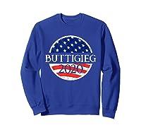 Go Pete Buttigieg President 2020 Election Shirt Democrat Sweatshirt Royal Blue