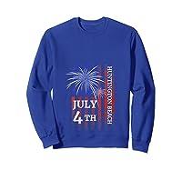 Huntington Beach 4th Of July 2019 Independence Day Shirts Sweatshirt Royal Blue
