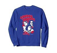 Rocky Horror Picture Show Gender Bender Shirts Sweatshirt Royal Blue