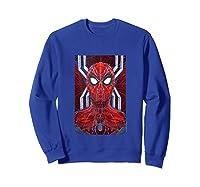 Marvel Spider-man: Far From Home Spidey Tank Top Shirts Sweatshirt Royal Blue