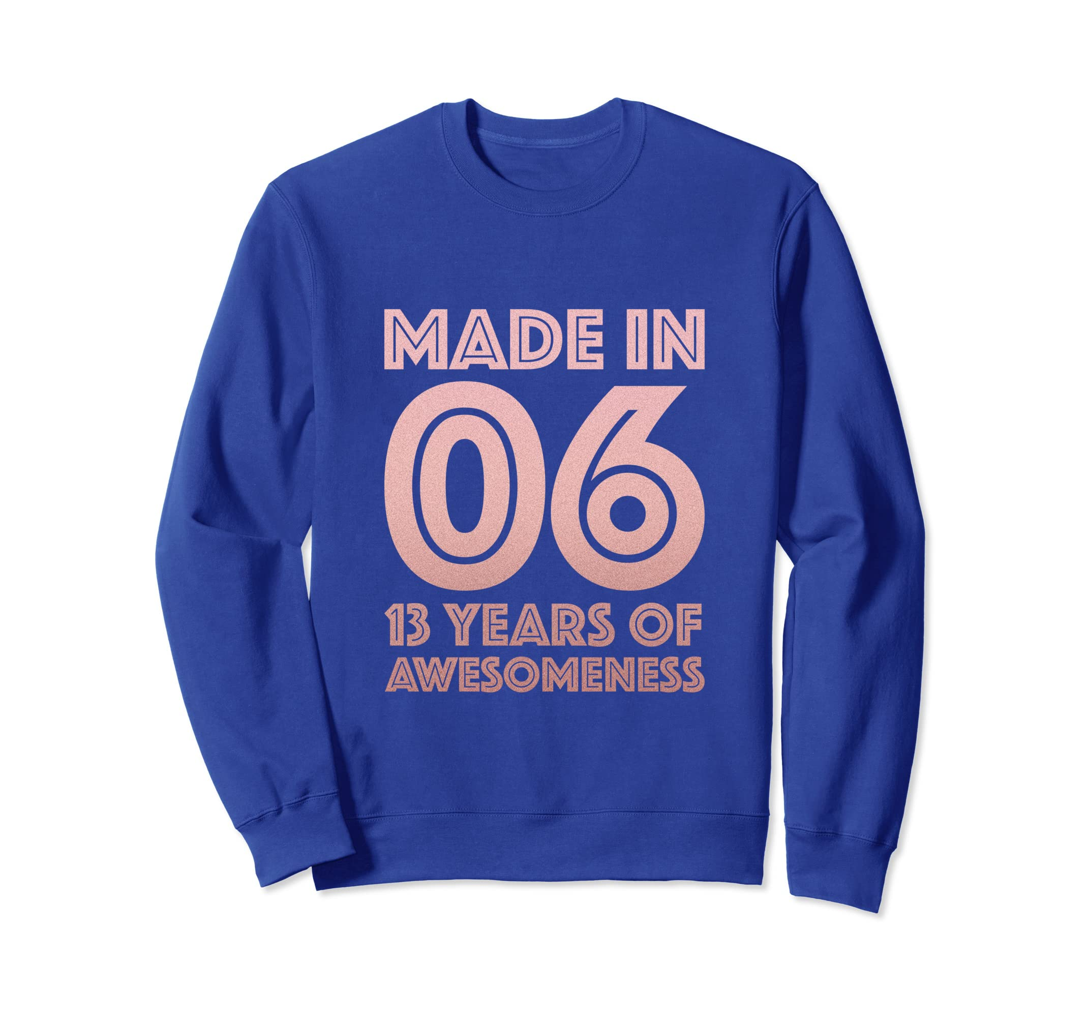 Amazon 13th Birthday Sweatshirt For Girls Gift 13 Year Old Daughter Clothing