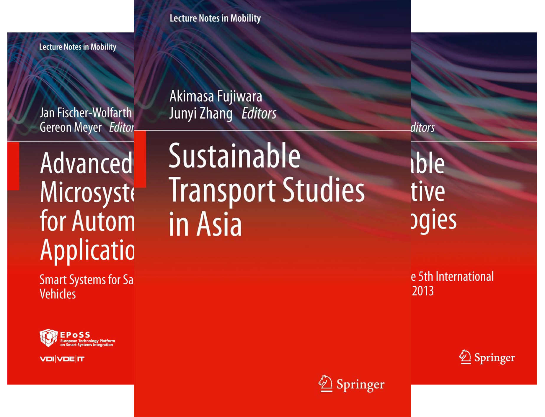 Lecture Notes in Mobility (35 Book Series)