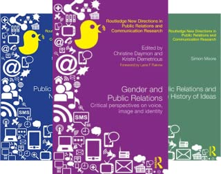 Routledge New Directions in PR & Communication Research (37 Book Series)