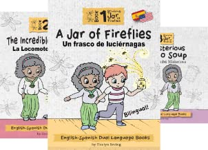 2 Amigos and a Jar of Fireflies (3 Book Series)