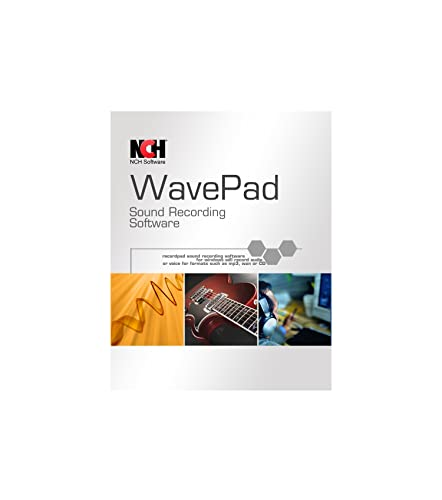 WavePad Audio Editing Software -...