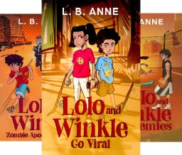 Lolo and Winkle (5 Book Series)