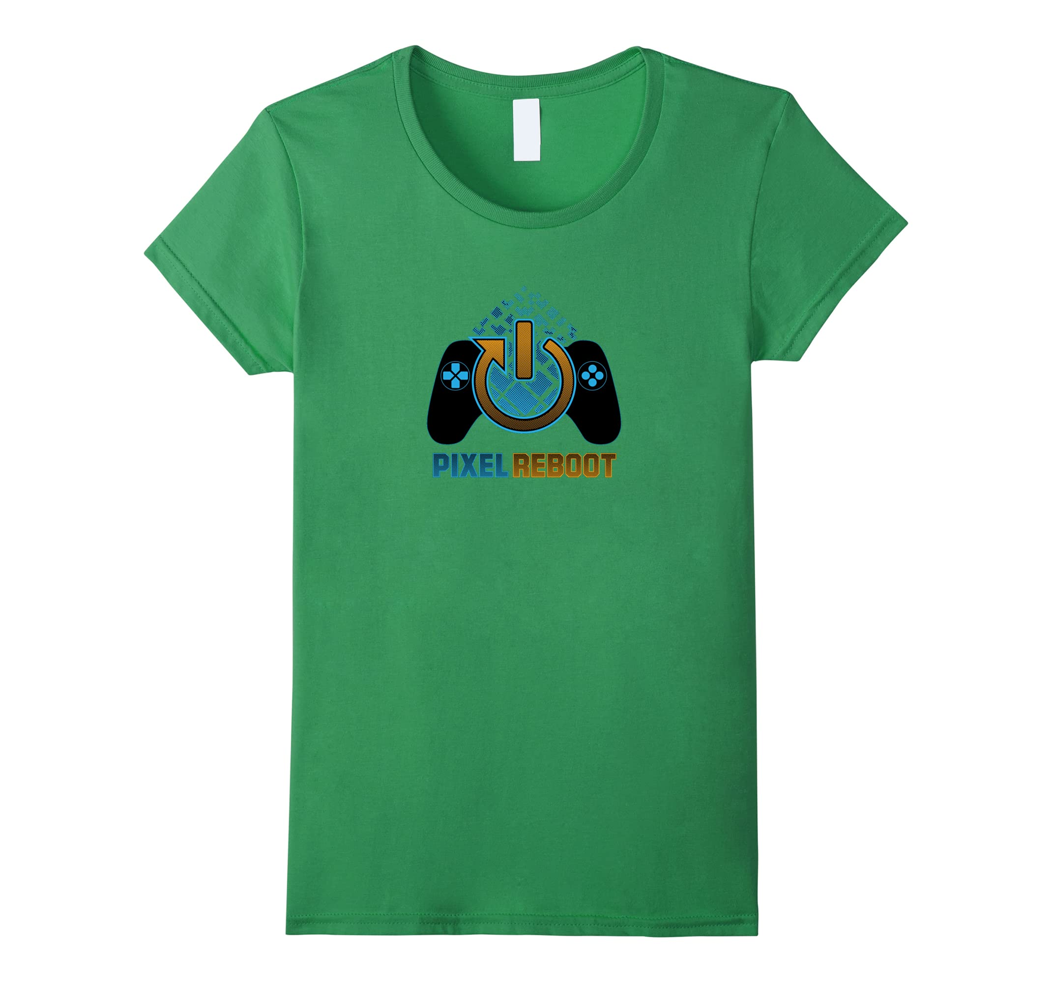 The Official Pixel Reboot Shirt-Tovacu