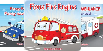 Emergency Services (3 Book Series)