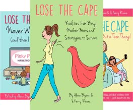 Lose the Cape (4 Book Series)