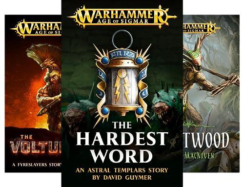 Warhammer Age of Sigmar (50 Book Series)