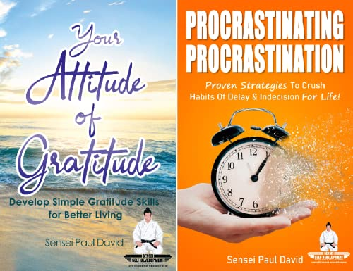 Sensei Self Development (2 Book Series)