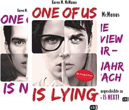 Die ONE OF US IS LYING-Reihe (Reihe in 3 Bänden)