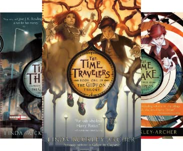 The Time Thief The Gideon Trilogy 2 By Linda Buckley Archer