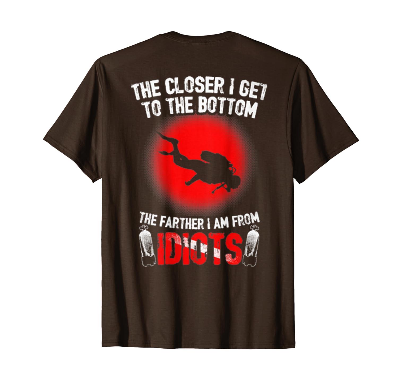 Best IRISH Birthday Gift Love Scuba Diving Swim Funny Shirts Unisex Tshirt