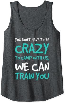 Vacation Tank Camping Tank Girl/'s Weekend Heart Tank Summer Vacation Camp Icons Summer Tank