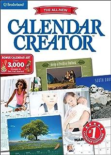 Calendar Creator for Windows PC [Download]